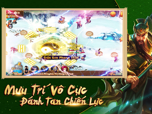 Tam Anh Thu1ee7 Thu00e0nh - Danh Tu01b0u1edbng Thiu00ean Hu1ea1  screenshots 13