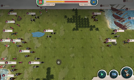 Europe 1784 - Military strategy apkpoly screenshots 16