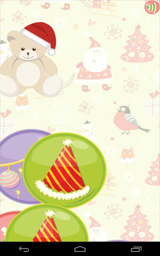 christmas balloon pop screenshot 3