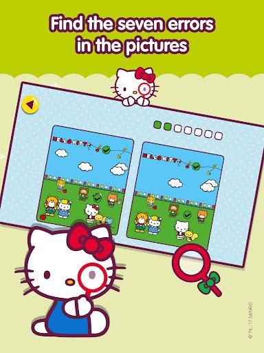 Hello Kitty u2013 Activity book for kids  screenshots 10