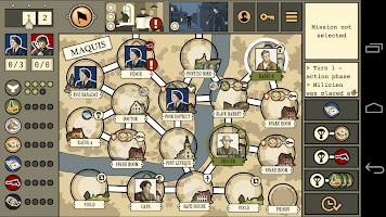 Maquis Board Game