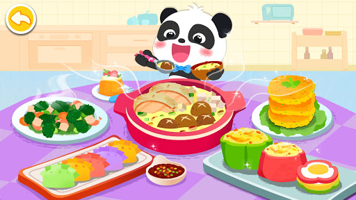 Baby Panda's Magic Kitchen 8.53.00.00 screenshots 5
