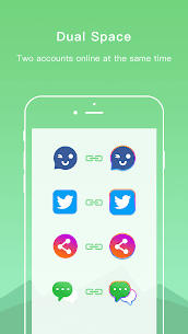 Dual Space – Multiple Accounts MOD (Pro Features) 2
