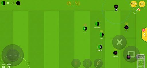 MamoBall - 4v4 Online Soccer - NO BOTS!! apktram screenshots 4