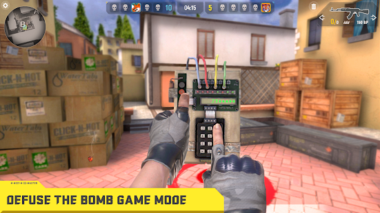 Counter Attack - Multiplayer FPS screenshots apk mod 3