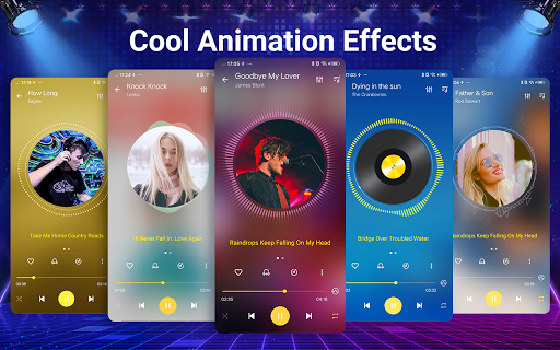 Music Player - 10 Bands Equalizer MP3 Player apktram screenshots 2