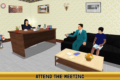 Virtual Billionaire Dad Simulator: Luxury Family android2mod screenshots 17