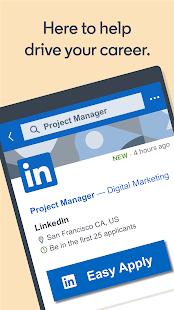 LinkedIn: Jobs, Business News & Social Networking Screenshot