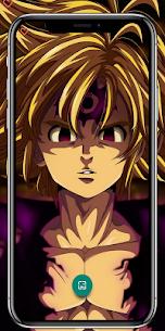Deadly sins Anime Wallpaper 4K – Nanatsu no taizai 1