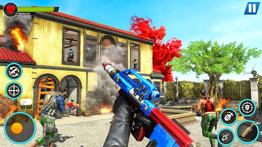 Real Commando Counter Terrorist-FPS Shooting Games 1.8 Screenshots 10