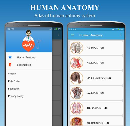 Human Anatomy Atlas - Anatomy Learning 2021  Screenshots 2