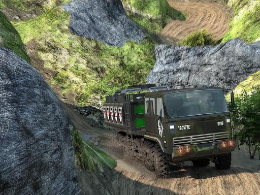 Offroad Mud Truck Simulator 2020: Dirt Truck Drive 1.8 Screenshots 8