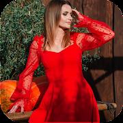 Girls Stylish Dress - Women Suits Photo Editor