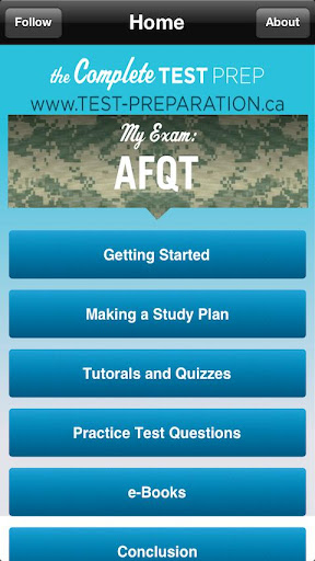 Complete AFQT Study Guide For PC Windows (7, 8, 10, 10X) & Mac Computer Image Number- 6