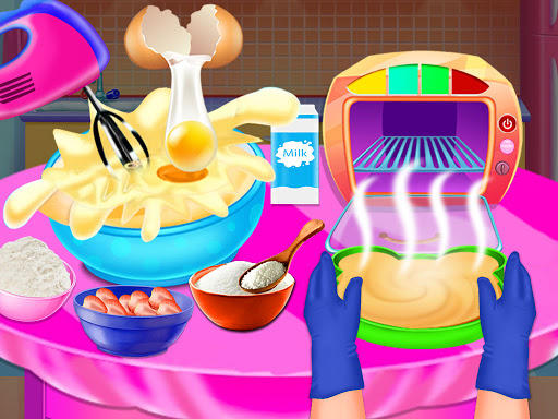 Cake Maker And Decorate - Cooking Maker Games apkdebit screenshots 2