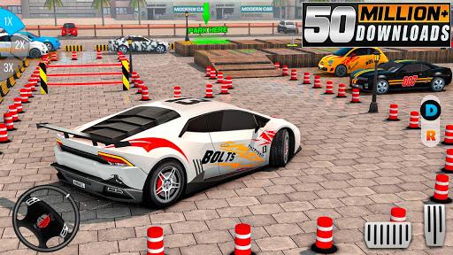 Modern Car Drive Parking Free Games - Car Games 3.90 screenshots 1