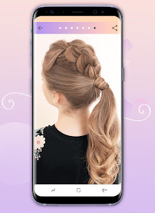 Hairstyles step by step 1.24.1.0 Screenshots 10