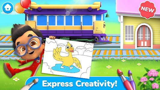 Mighty Express - Play & Learn with Train Friends 1.4.2