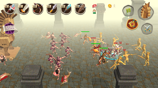 Trojan War: Rise of the legendary Sparta screenshots 5