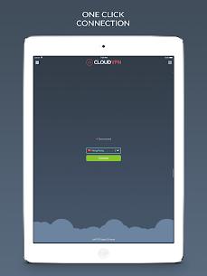 CloudVPN Mod Apk Unlimited & Fast (Pro Features Unlocked) 6