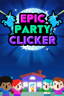 Epic Party Clicker Screenshot