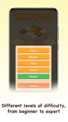 AGED Sudoku  screenshots 1