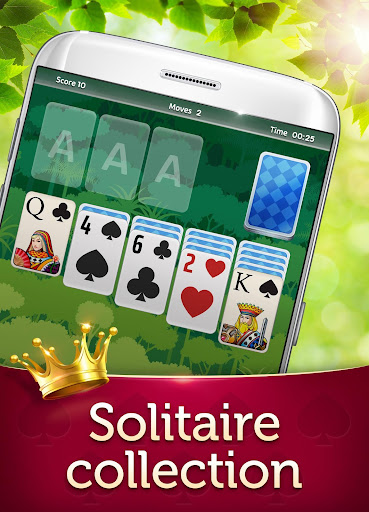 Magic Solitaire - Card Games Patience 2.10.1 screenshots 1