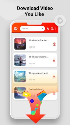 Download Video – Video Downloaderのおすすめ画像2