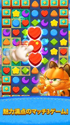 マジックキャットマッチ : ネコのマッチ3パズル (Magic Cat Match)のおすすめ画像4