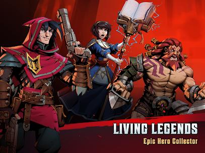 Grimguard Tactics: End of Legends MOD APK 0.6.8 (Unlimited Money) 15