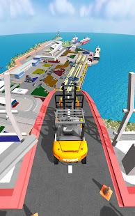 Construction Ramp Jumping - Screenshot 4