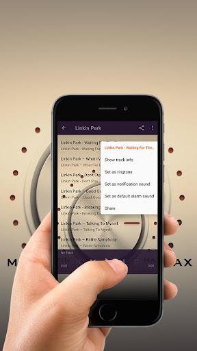 Linkin Park Mp3 Offline  screenshots 2