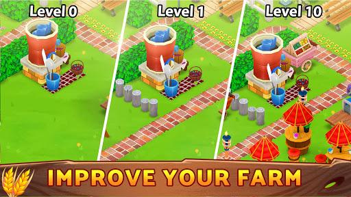 Harveston - Island in the Sky: The Farm Simulator screenshots 22