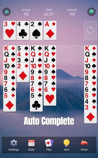 Solitaire - Classic Card Game, Klondike & Patience 1.0.0-21061246 screenshots 15