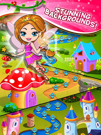 Fairy Tale ud83cudf1f Match 3 Games apkpoly screenshots 12