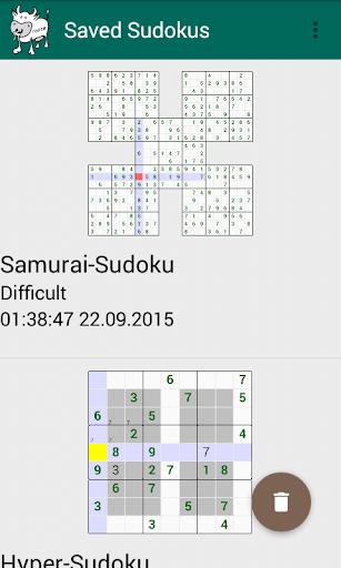 SudoQ 1.1.0c screenshots 3
