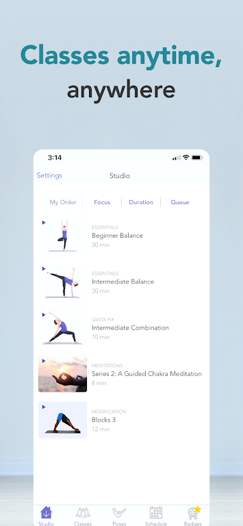 Yoga Studio: Poses & Classes  poster 7