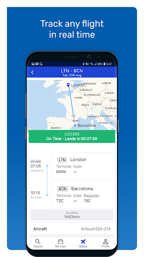 eDreams: Book cheap flights and travel deals modavailable screenshots 5