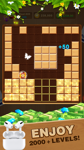 Block Puzzle: Wood Winner  screenshots 2