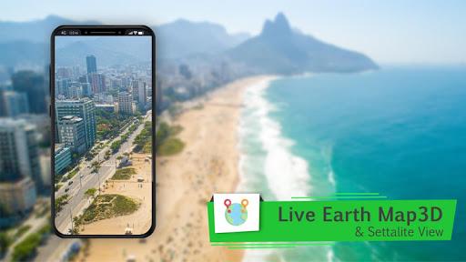 Live Earth Maps 3D screenshot 1