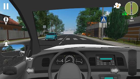 Police Patrol Simulator Unlimited Money