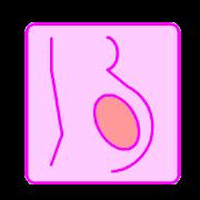 Pregnancy calculator  Icon