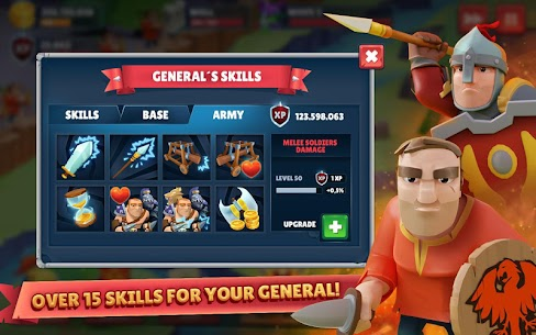Download Game of Warriors MOD Apk [Unlimited Coins] For Android 6