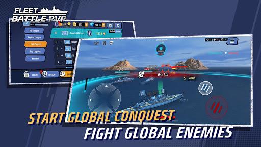 Fleet Battle PvP screenshots 3