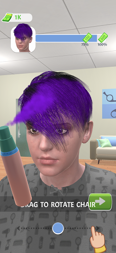 Real Haircut 3D 1.21.2 screenshots 1