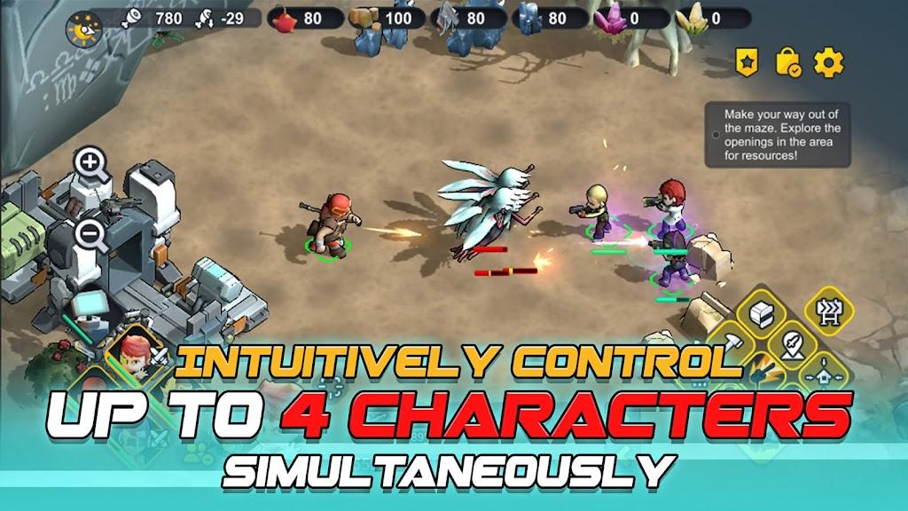 Strange World - RTS Survival poster 4