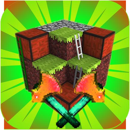 Mini World Block Craft - Classic World City