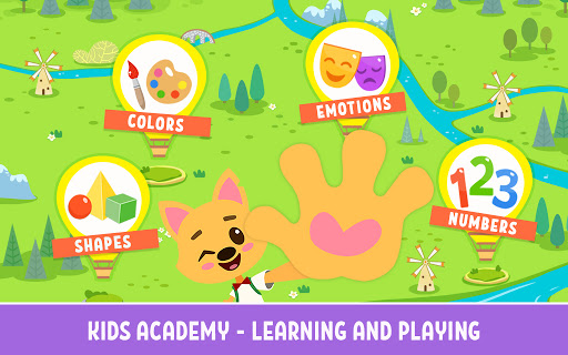 Preschool learning games for toddlers & kids 3.2.17 screenshots 6