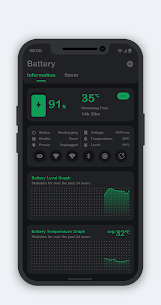 Battery Manager (Saver) APK v8.4.0 [Paid] 3