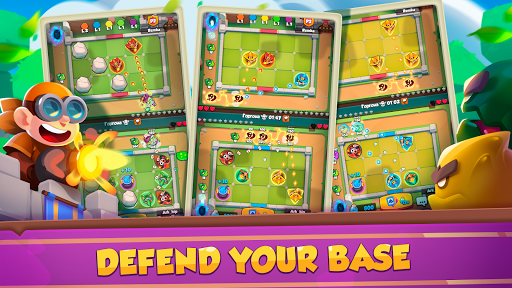 Rush Royale - Random PVP Tower Defense 2.1.4919 screenshots 1